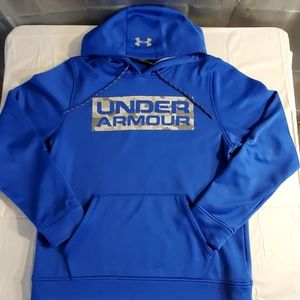 Under Armour mens medium hoodie sweatshirt